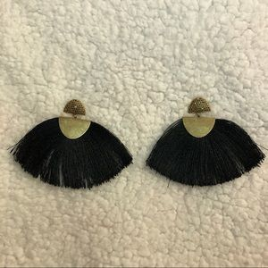 Lucky Brand | Fringe Bohemian Style Earrings